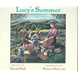 Lucy's Summerby Donald Hall