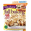 Taste of Home Fall Baking