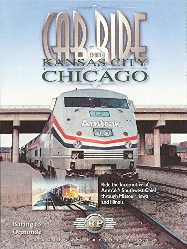 Cab Ride From Kansas City to Chicago-Baring to Ormonde