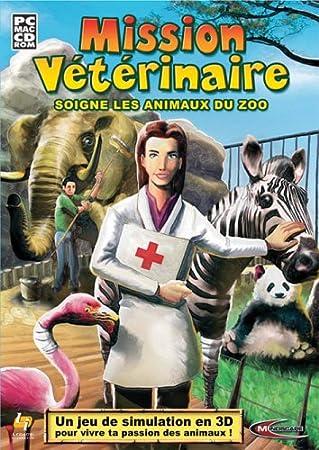 Mission Vétérinaire - Soigne les animaux du zoo