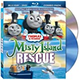Thomas & Friends: Misty Island Rescue (Two-Disc Blu-ray/DVD Combo)