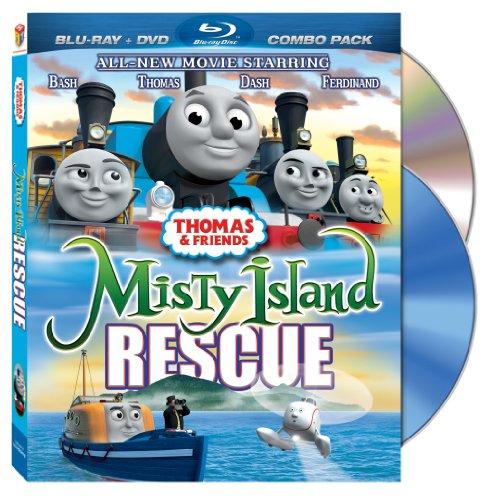 Thomas & Friends: Misty Island Rescue (Two-Disc