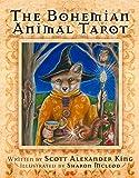 img - for The Bohemian Animal Tarot book / textbook / text book