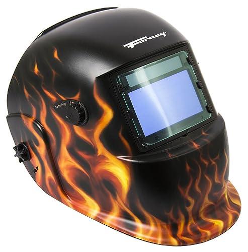 Forney 55678 Fire Auto-Darkening Welding Helmet