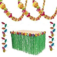 Luau Party Decorations – Lei Garland,…