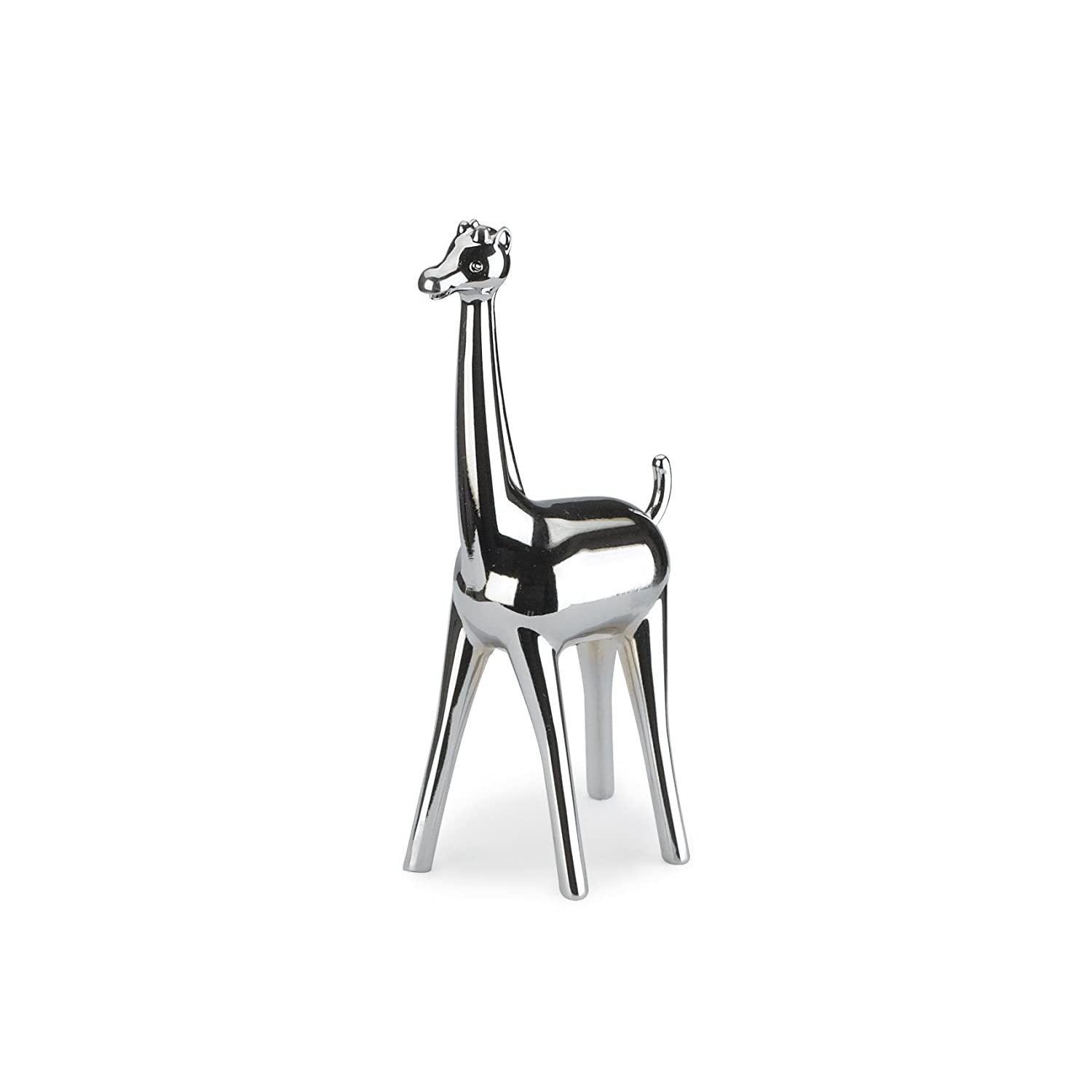 Umbra Zoola Giraffe Ring Holder, Chrome