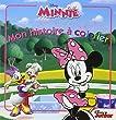 Minnie, mon histoire � colorier