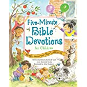 Five-Minute Bible Devotions for Children: Old Testament