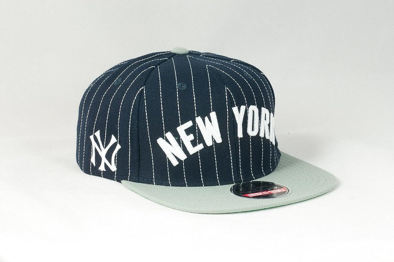Red Jacket New York Yankees Dotty Pin Cap Navy