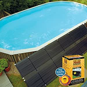 Smartpool Wws421p Sunheater Solar Pool Heater For Above Ground Pools Garden
