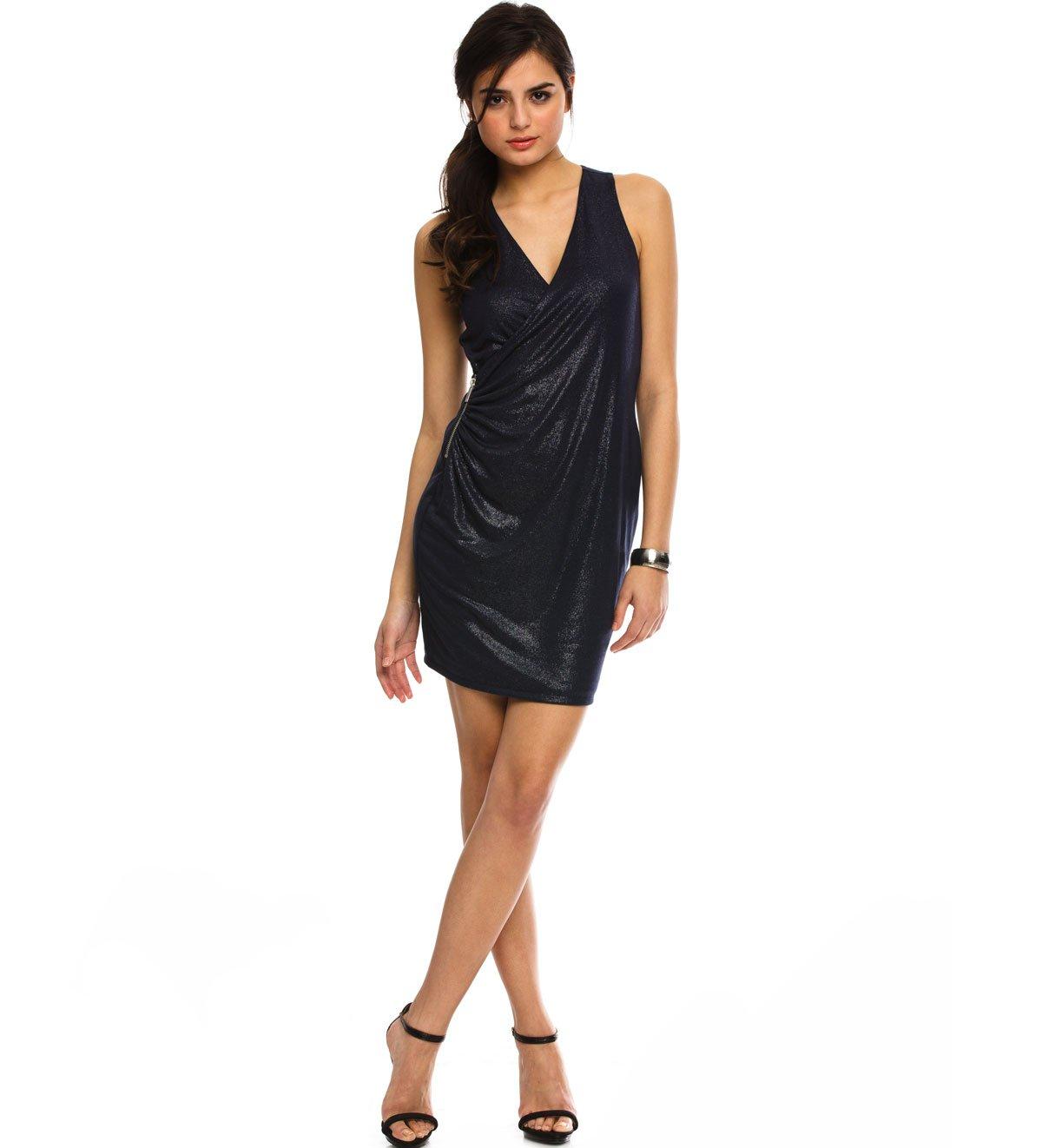 Armani Exchange 阿玛尼时尚连衣裙 29美元