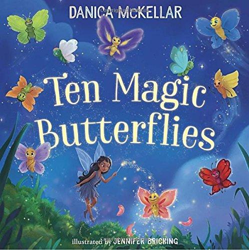 Ten Magic Butterflies
