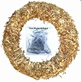 "17"" Living Wreath Sphagnum Moss Form Complete"
