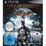 "Batman Arkham Asylum - Game of the Year Editionvon ""Koch Media GmbH"""