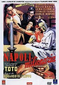 Amazon.com: Napoli Milionaria (1950): Toto', Eduardo De Filippo, Aldo
