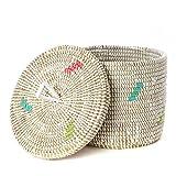 White-Confetti-African-Woven-Storage-Basket
