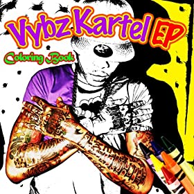 Colouring book tattoo time come vybz kartel Coloring book vybz kartel download