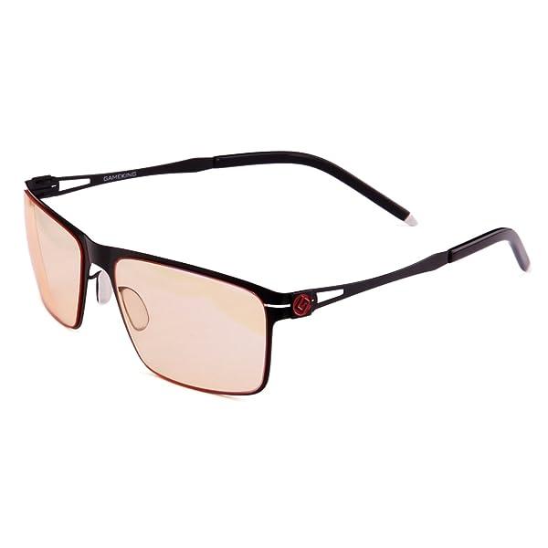 2949d6fbee GAMEKING Ultra 2086 Premium Blue Light Blocking Computer Glasses Gaming  Glasses with Anti Glare Anti UV ...