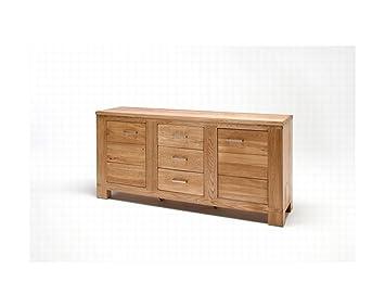 SAM® Esszimmer Design Sideboard 180 cm Schublade Ulme Holz belastbar Damar modisch hochwertig robust handarbeit Auf Lager Lieferung durch Spedition montiert