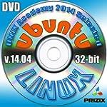 Ubuntu 14.04 Linux DVD 32-bit Full In...