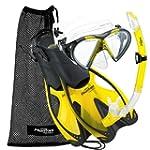 Phantom Aquatics Speed Sport Mask Fin...