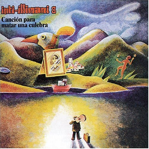 Inti-Illimani - Canción Para Matar una Culebra [Musikkassette] [US-Import] - Zortam Music