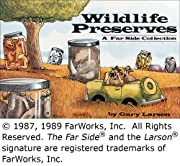 Wildlife Preserves by Gary Larson cover image