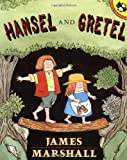 Hansel and Gretel (Picture Puffins) (0140508368) by Marshall, James