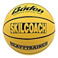 Baden SkilCoach Official Heavy Trainer Rubber Basketball