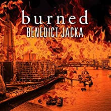 Burned: Alex Verus, Book 7 Audiobook by Benedict Jacka Narrated by Gildart Jackson