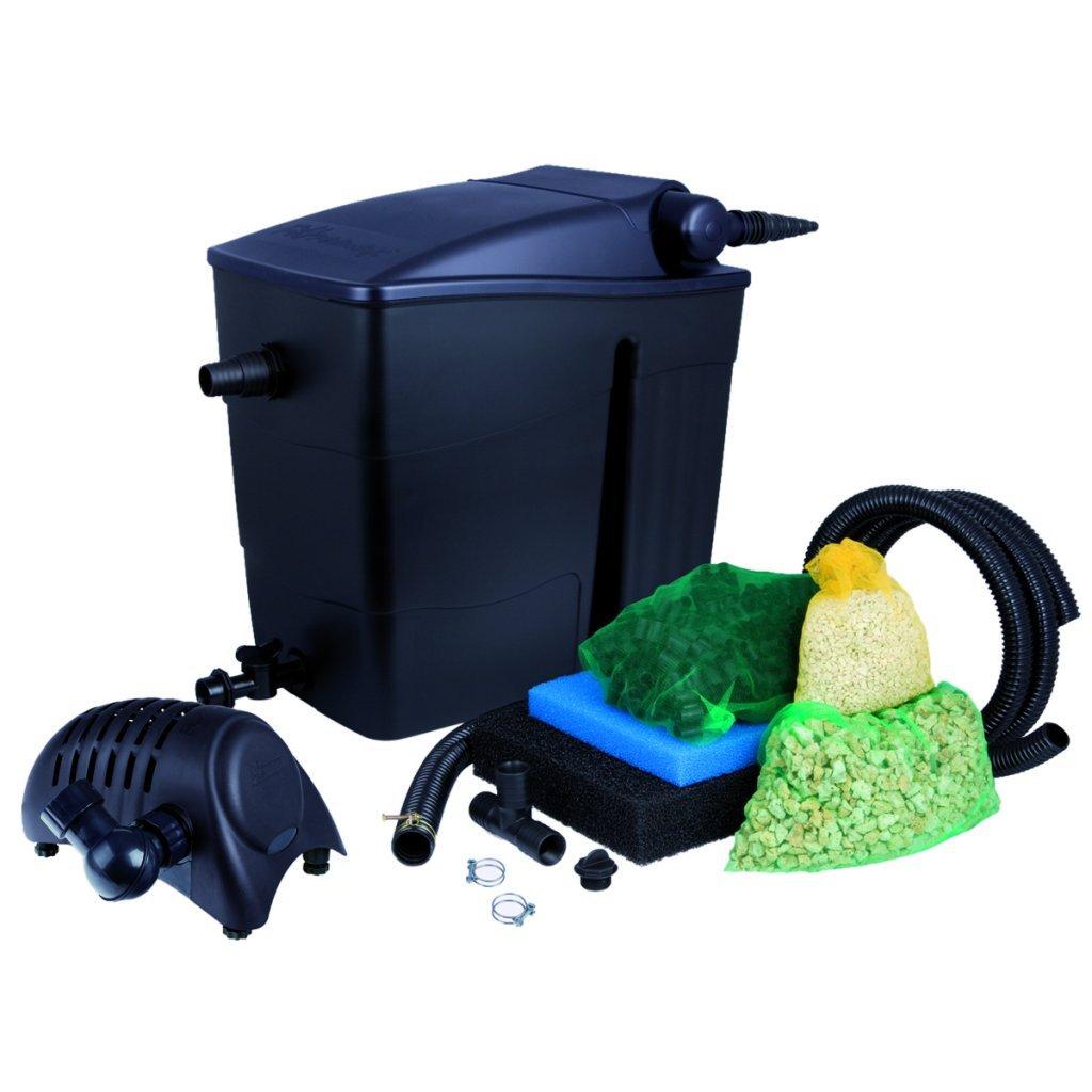 Ubbink Teichfilter / Durchlauffilter Filtramax 12500 Plus-Set