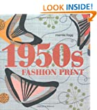 1950s Fashion Prints