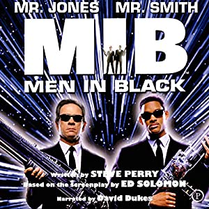 Men in Black | [Steve Perry (based on the screen story, screenplay by Ed Solomon)]
