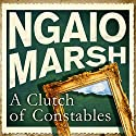 Clutch of Constables (       UNABRIDGED) by Ngaio Marsh Narrated by James Saxon