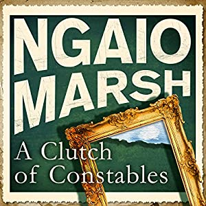 Clutch of Constables Audiobook
