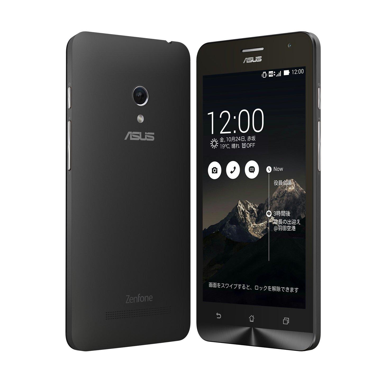 ASUSTek ZenFone5 A500KL-BK32 SIMフリー