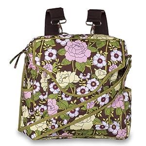 Baby Kaed Designer Diaper Bag - DHARA - Lover's Lane