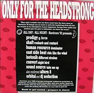 Only for the Headstrong Vol.1