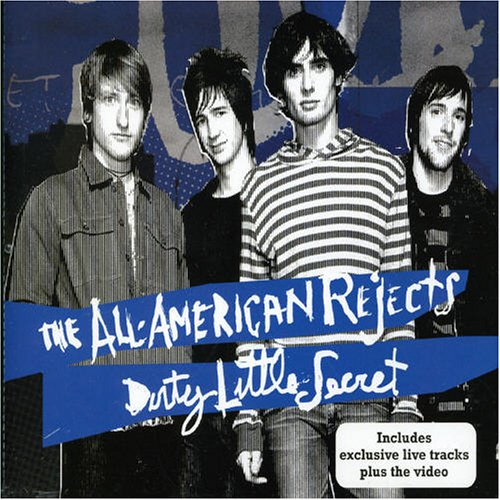 The All-American Rejects - Dirty Little Secret (Single) - Zortam Music