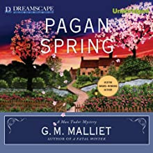 Pagan Spring: A Max Tudor Novel, Book 3 | Livre audio Auteur(s) : G. M. Malliet Narrateur(s) : Michael Page