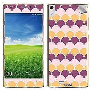 GsmKart GE5.5 Mobile Skin for Gionee Elife 5.5 (Elife 5.5-851)