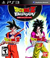 Dragon Ball Z Budokai HD Collection - Playstation 3 from Namco