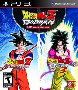 Dragon Ball Z Budokai Hd Collection by Bandai