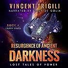 Resurgence of Ancient Darkness: Lost Tales of Power, Book 4 Hörbuch von Vincent Trigili Gesprochen von: Jack de Golia