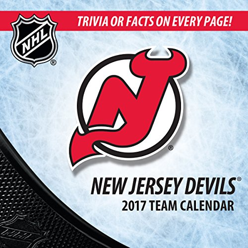 Turner Licensing Sport 2017 New Jersey Devils Box Calendar (17998051464) (Devils Box compare prices)
