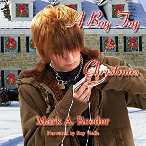 A Boy Toy for Christmas Audiobook