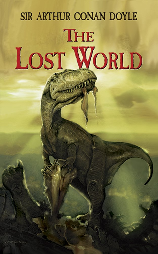an analysis of the disregard for plant life in sir arthur conan doyles novel the lost world