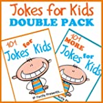 Jokes for Kids DOUBLE PACK incl. book...