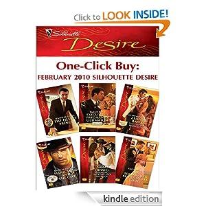 One-Click Buy: February 2010 Silhouette Desire Rachel Bailey