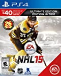 Nhl 15 Ultimate Edition PS4